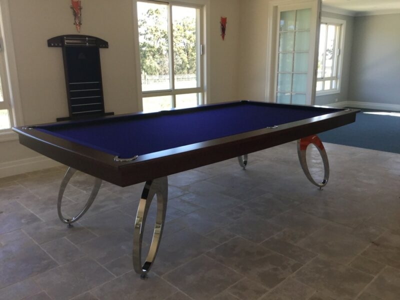 Designer Unity Cross Quedos Pool Tables