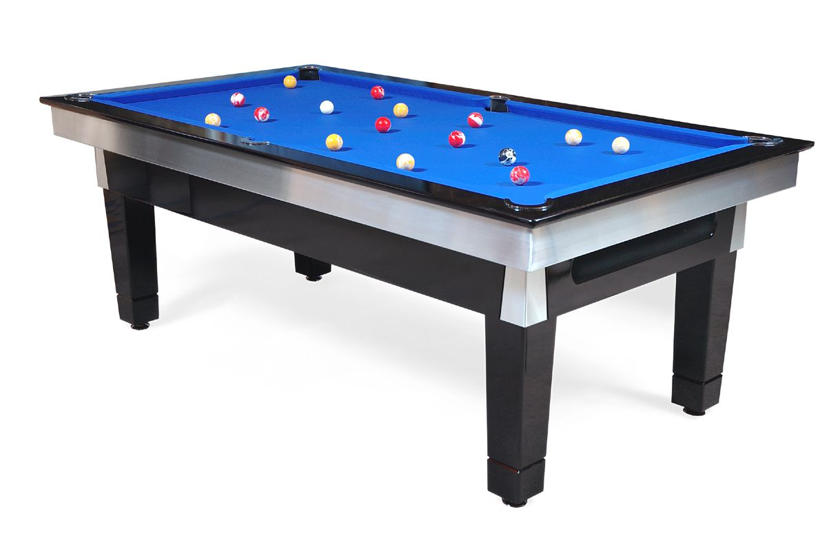 Lifestyle Contemporary Quedos Pool Tables
