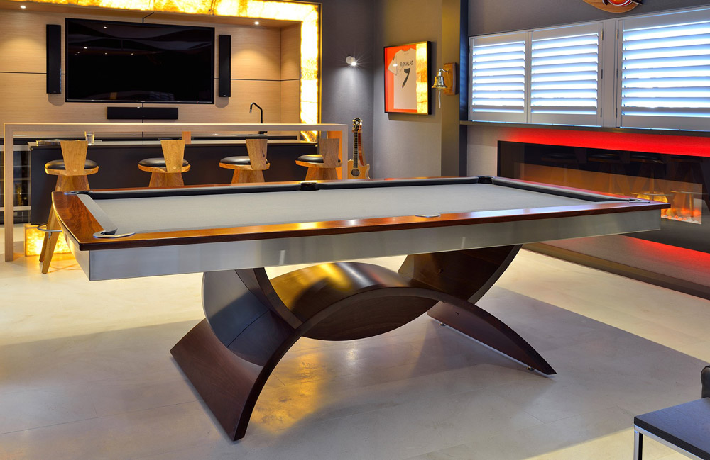 Designer Fusion Quedos Pool Tables