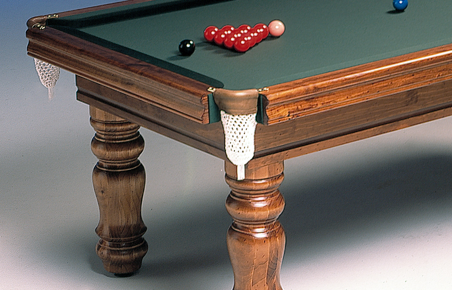 Lifestyle MK I Heritage Quedos Pool Tables