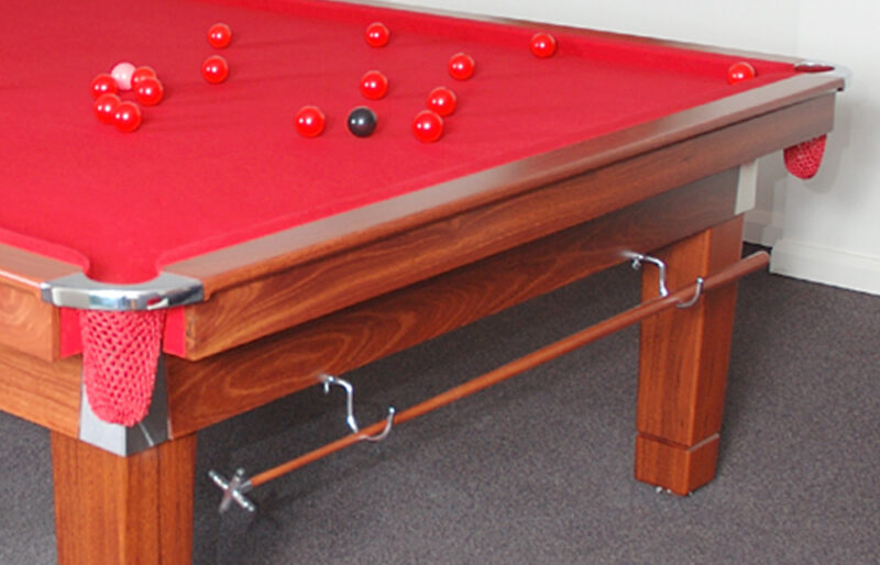 Snooker Contemporary Quedos Pool Tables