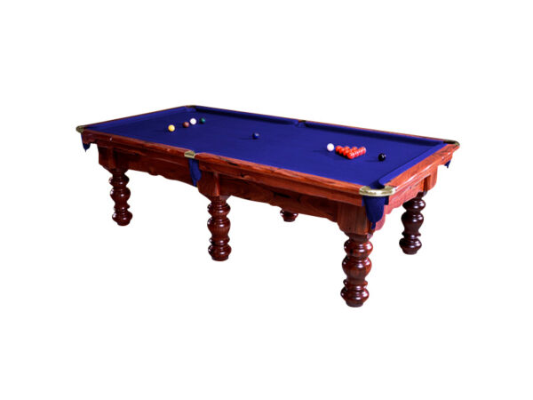 Designer Wave Cross Quedos Pool Tables