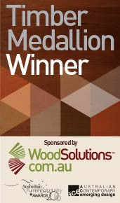 Timber Medallion Winner Award