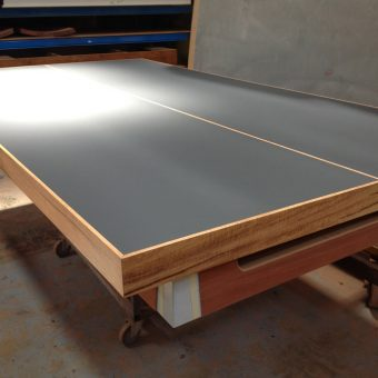 Table Tennis Top Janine Allis
