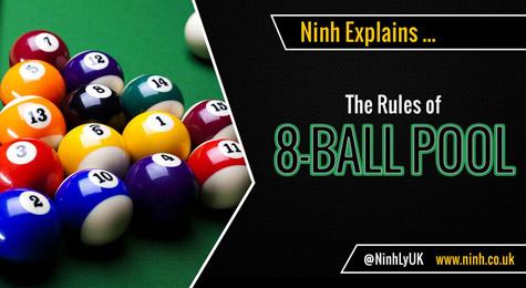 World Eight Ball Rules