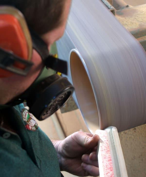 Sanding Timber Factory