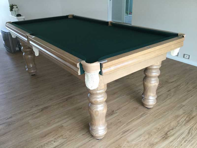 The seven foot MK1 table delivered to Baldivis