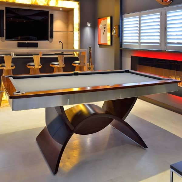 Fusion Pool Table from Quedos