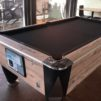 Contactless Pool Table at a pub.